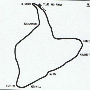 Spa-Francorchamps, Belgium (original)