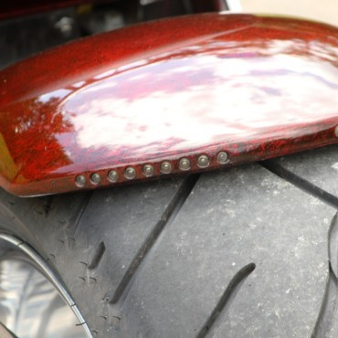 Mudguard lights