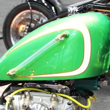 Fuel tank gauge