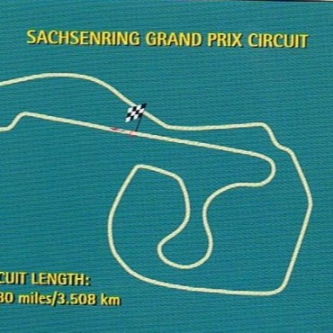 Sachsenring, Germany (new)