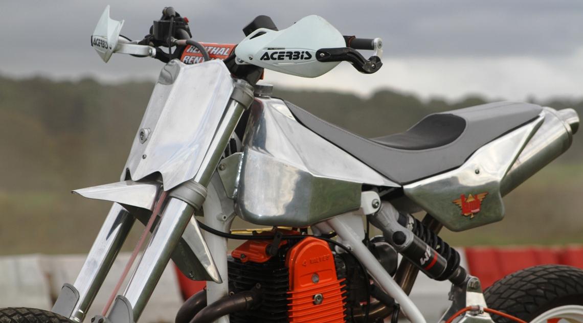 aluminium bodywork motorcycle