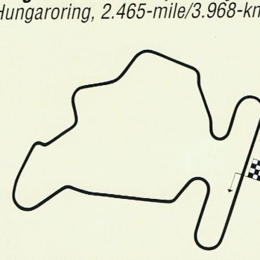 Hungaroring, Hungary