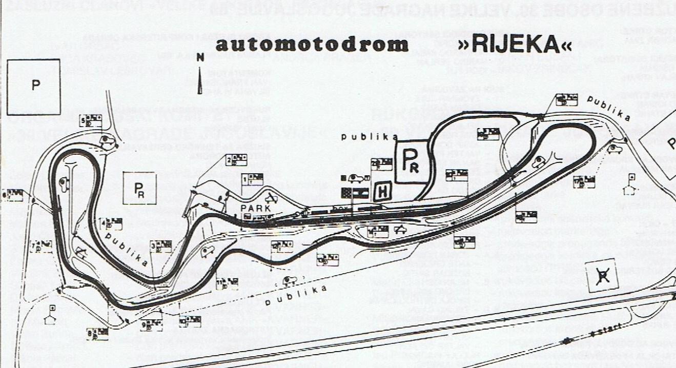 Rijeka circuit