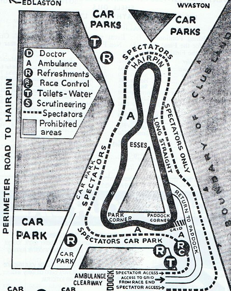 Darley Moor circuit