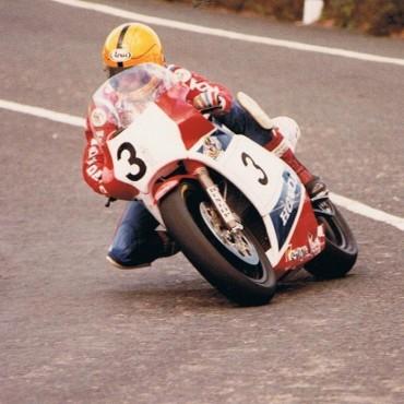 Joey Dunlop MBE, OBE