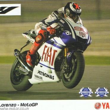 Jorge Lorenzo (Spain)