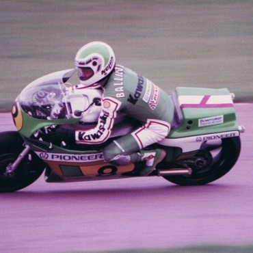 Kork Ballington (South Africa)