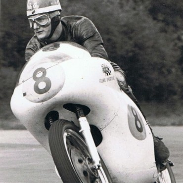 Mike Hailwood MBE, GM