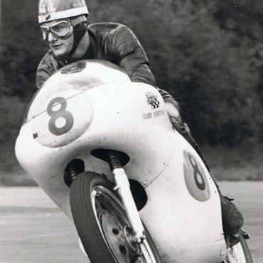 Mike Hailwood MBE, GM