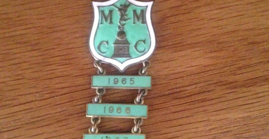 IOM TT badge