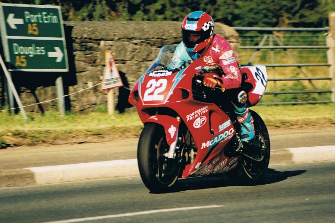 1 Ryan Farquhar – 1999 – Start and Finish