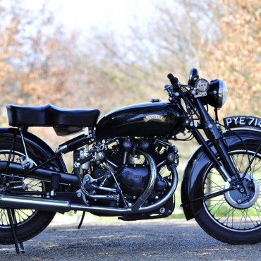 Series C Vincent Black Shadow