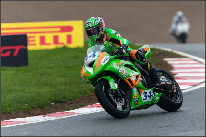 Alastair Seeley at BSB 2013
