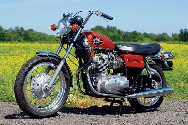 BSA Rocket credit motorcycleclassics