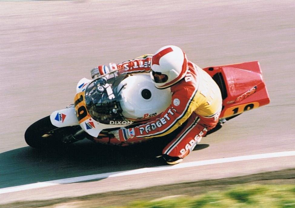 Darren Dixon 1988 British F1 Champion