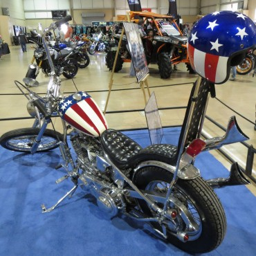 Easy Rider/ Choppers