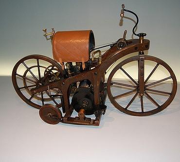 The Motorcycle Itself