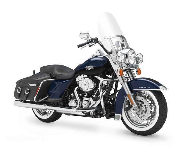 Harley Davidson Road King credit Harley Davidson