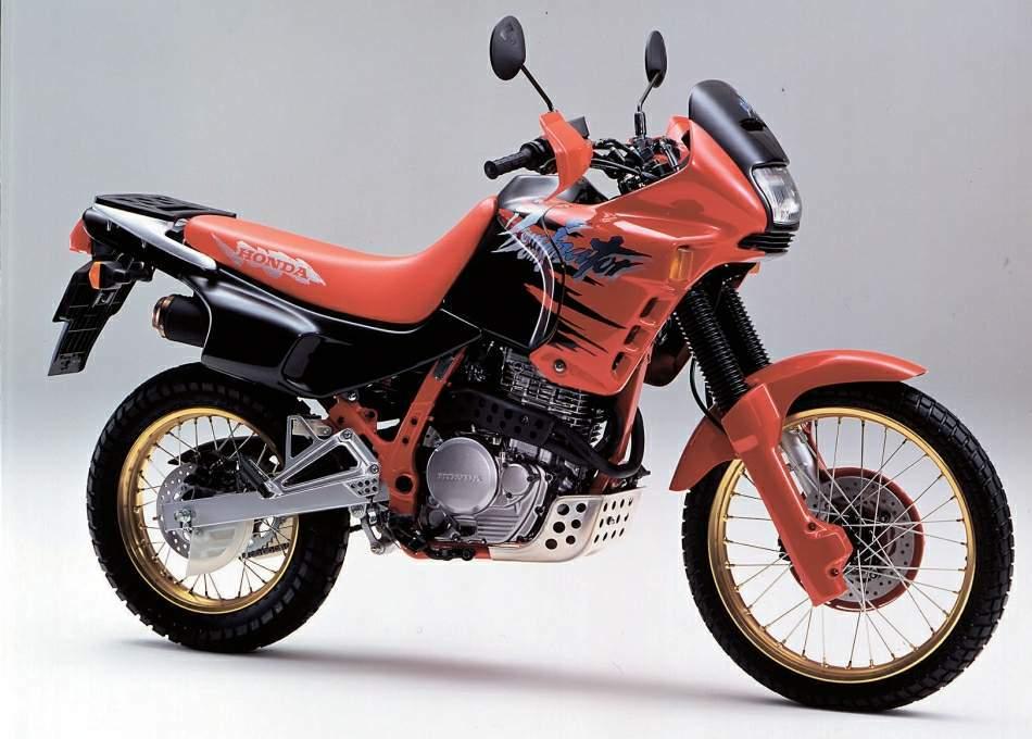 Honda Dominator 650 credit motorcyclespecs