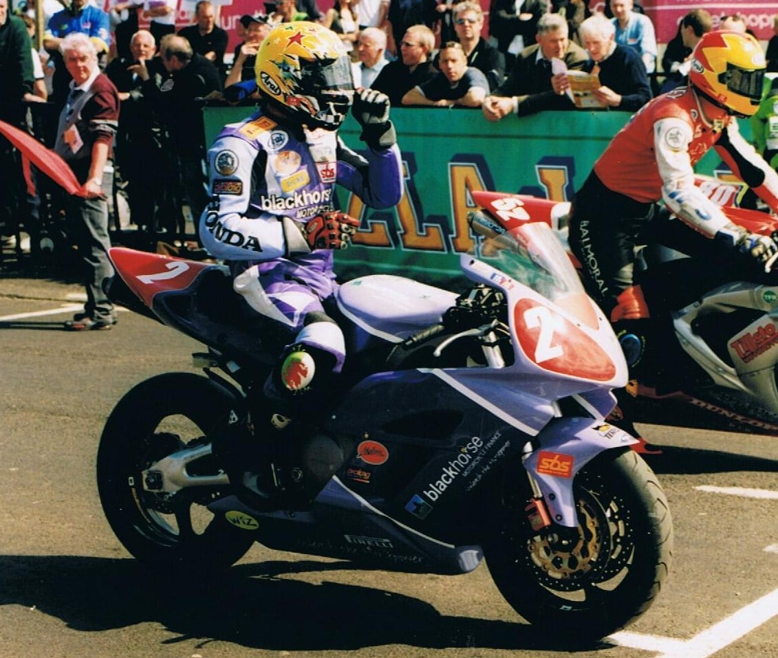 Ian Lougher – 2004 NW200