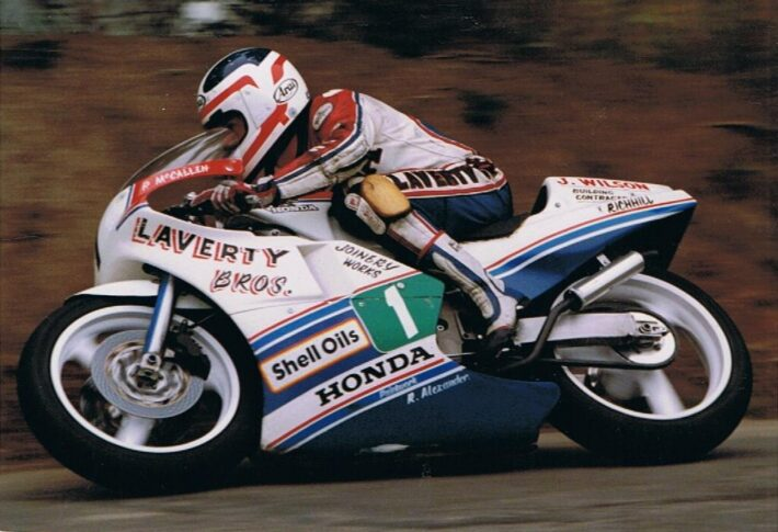 Phillip McCallen at Killalane, 1988