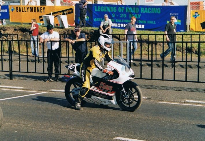 Robert Dunlop at NW200 in 2006