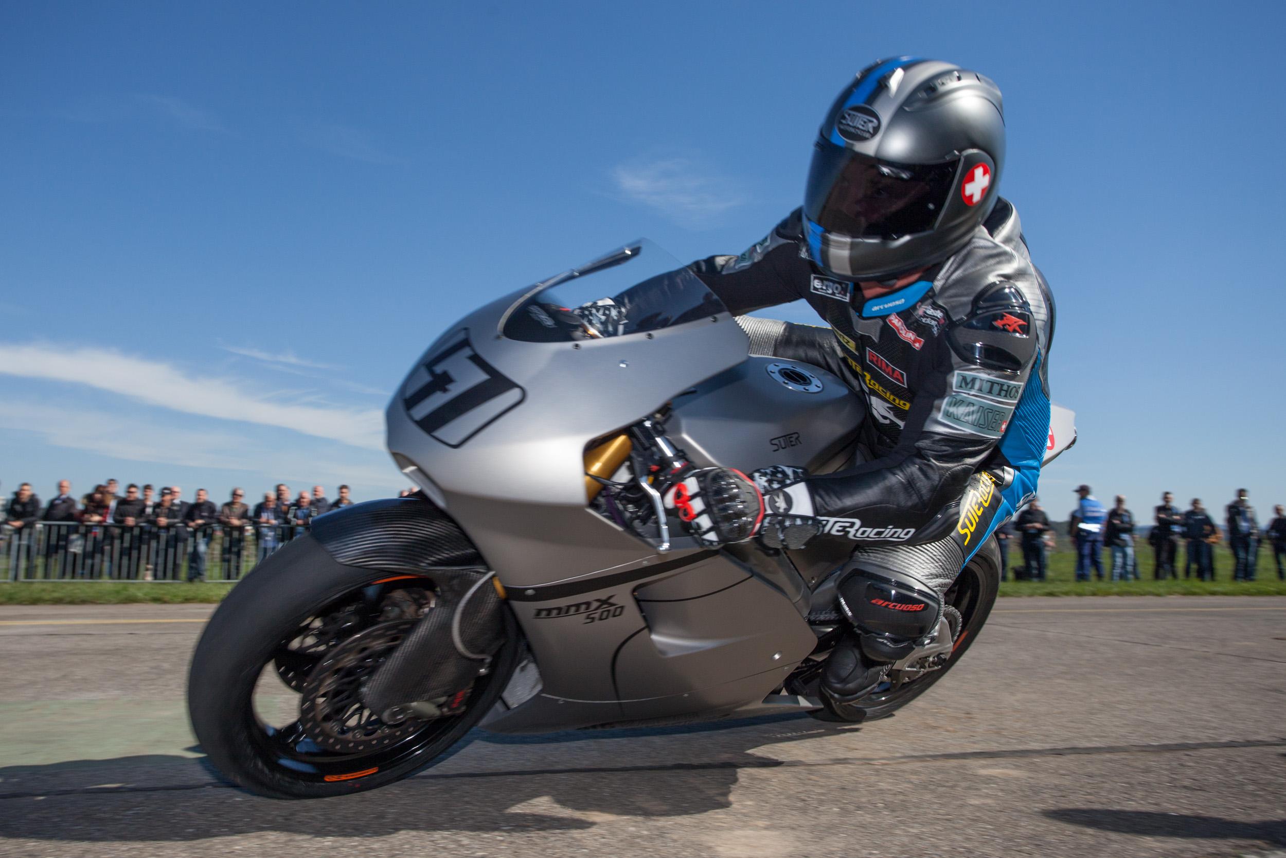 Suter motorcycle