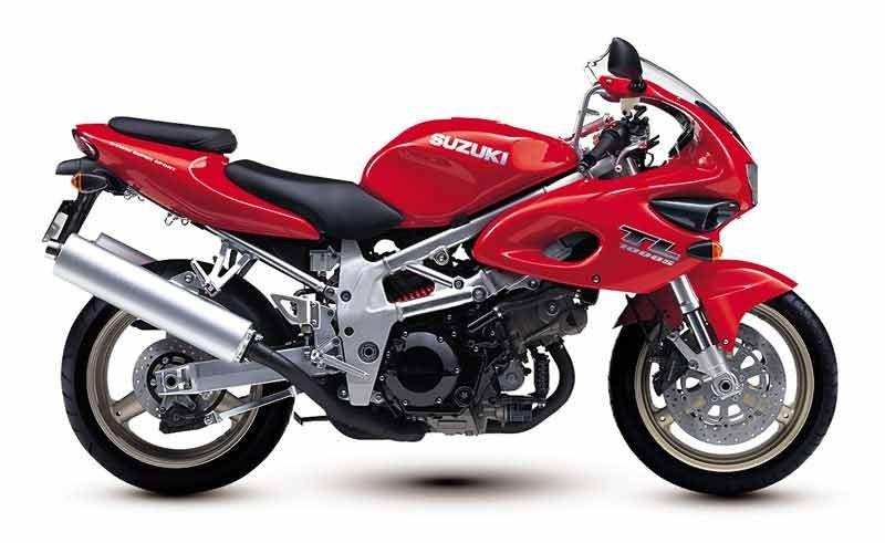Suzuki TL1000S credit MCN