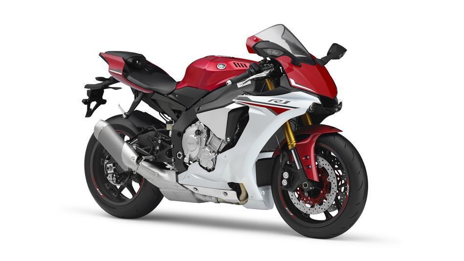 Yamaha R1 2016 credit yamaha motor