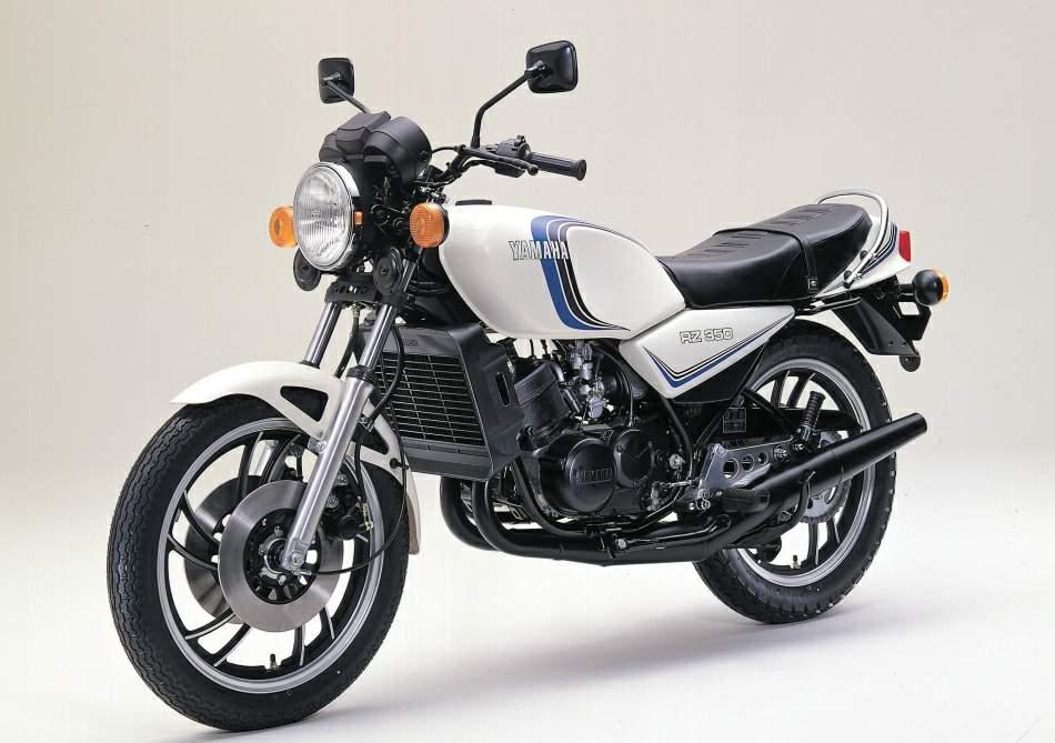 Yamaha RD350LC credit motorcyclespecs