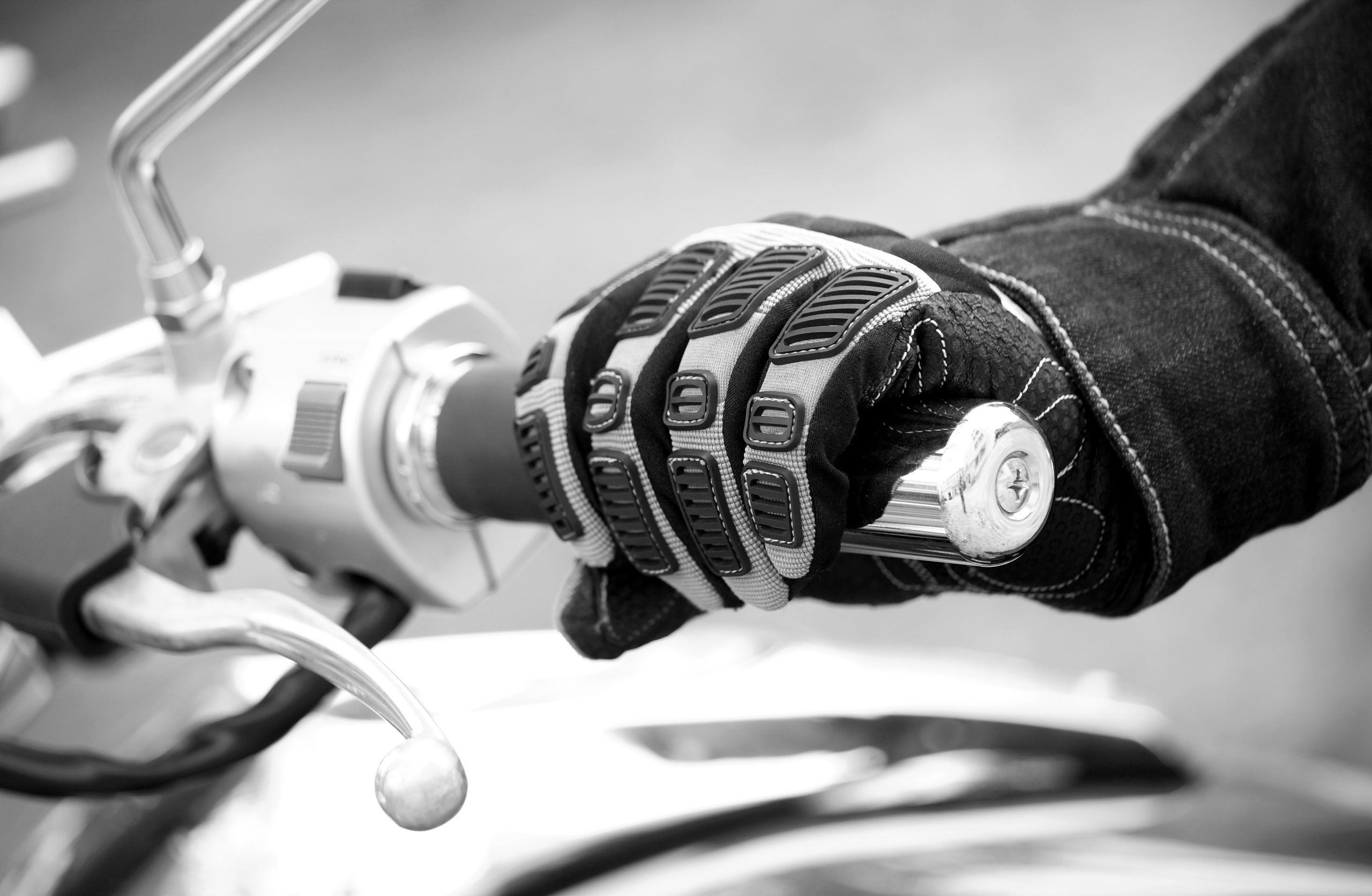 motorcycling innovations glove