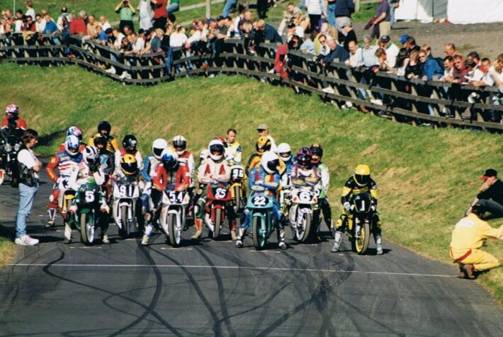 Start and Finish at Oliver's Mount