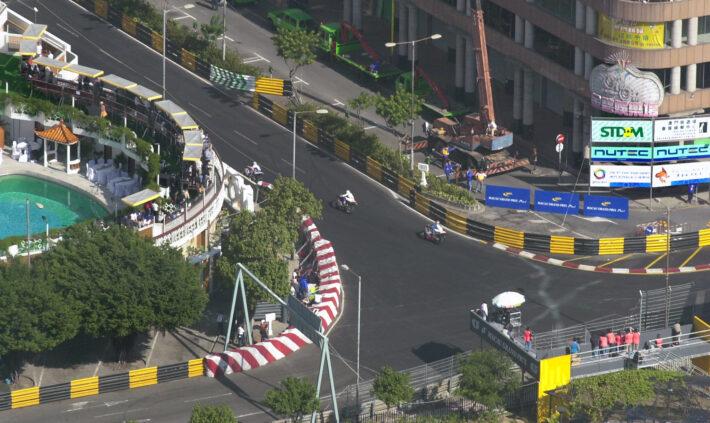 Lisboa Corner, Macau GP