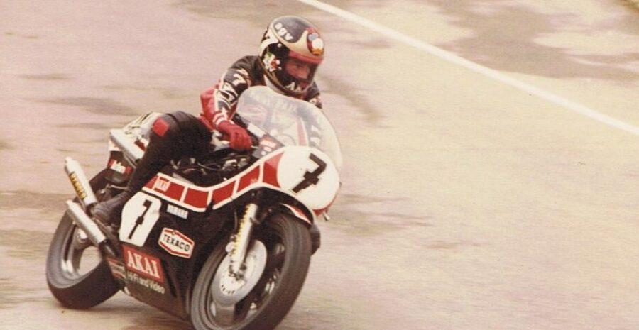 Barry Sheene – 1980 – Mountside