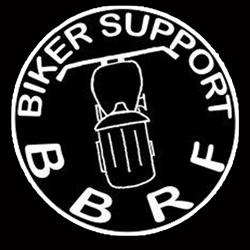 British Biker Relief Foundation logo