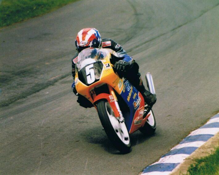 Chris Palmer 2003