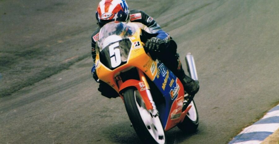 Chris Palmer – 2003