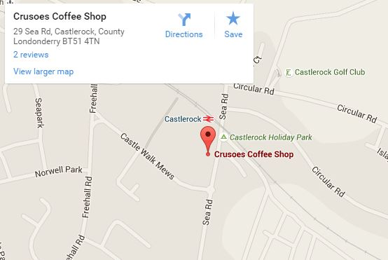 Crusoes Coffee Shop