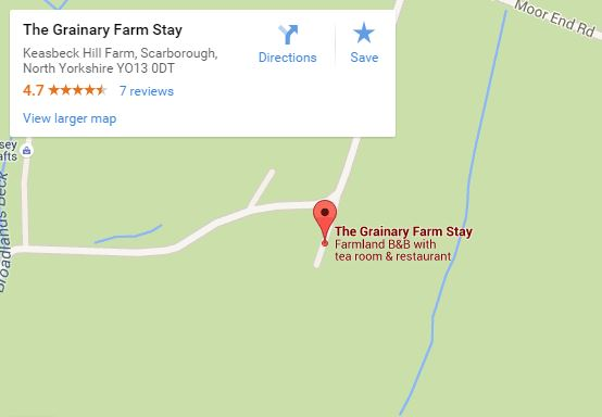 Grainary Farmhouse