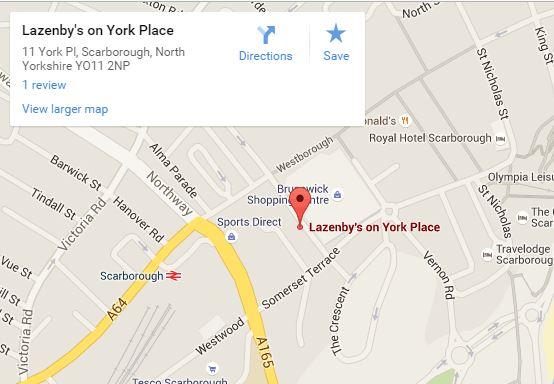 Lazenbys on York Place