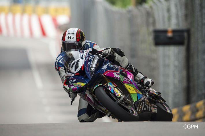 Michael Rutter, Macau GP 2015