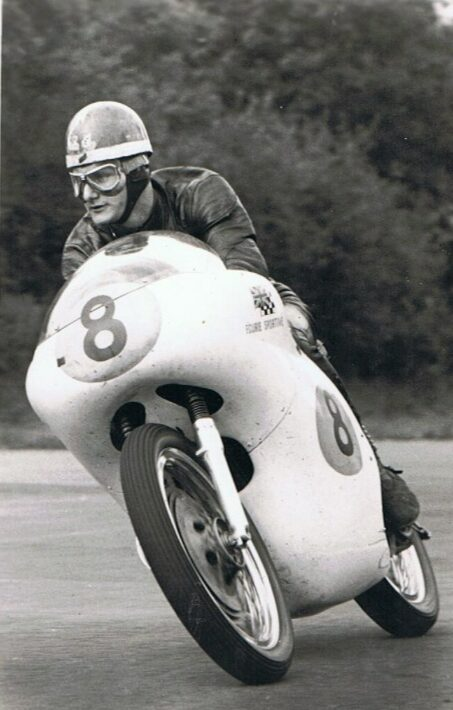 Hailwood in 1961