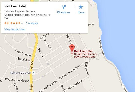 Red Lea Hotel