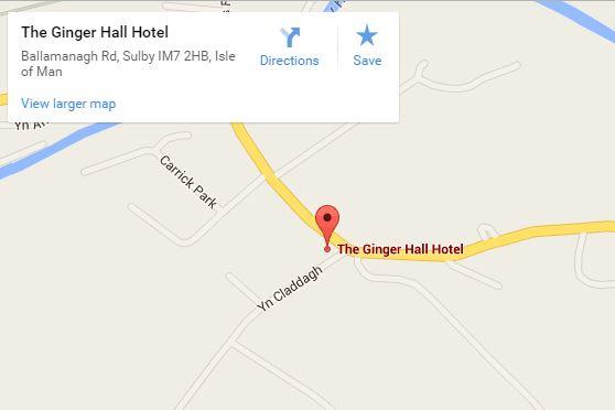 ginger hall hotel