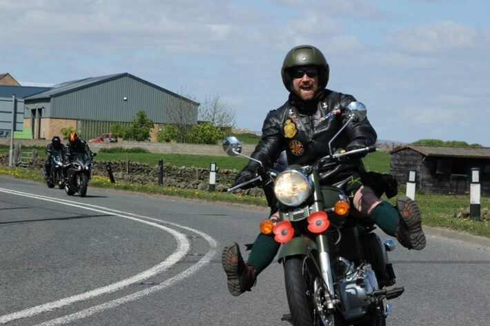 kilted biker official facebook page image