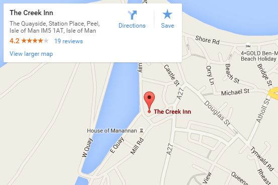 the creek inn