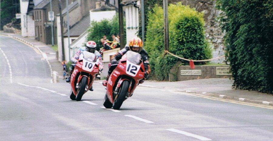 16 Ian Simpson – Kirk Michael – 1998