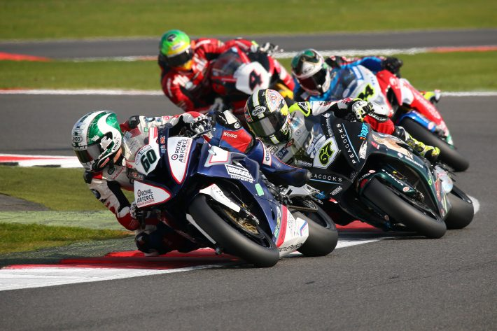 Another strong season at the British Superbike Championships during 2015.