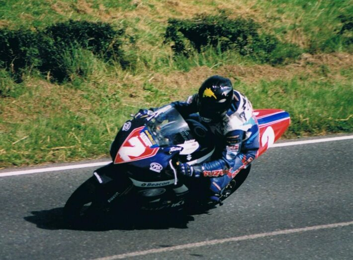 Bruce Anstey credit Phil Wain's Family Archive