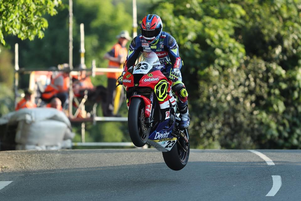 Ivan Lintin Dafabet Devitt Racing 2018 TT